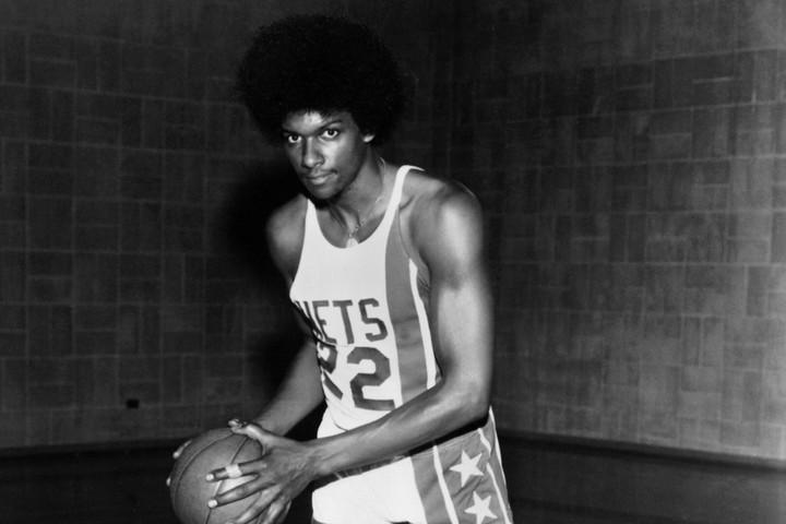 """NBAで77年に開催された""""幻のダンクコンテスト""""は歴史から抹消され、初代ダンク王のヒルマンも忘れられた存在に。(C)Getty Images"""