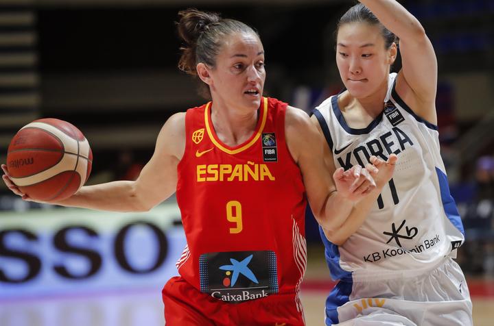 40歳の大ベテラン、パラウは2002年からスペイン代表の司令塔として活躍。今夏は東京で、同国初の五輪金メダル獲得を目指す。(C)Getty Images