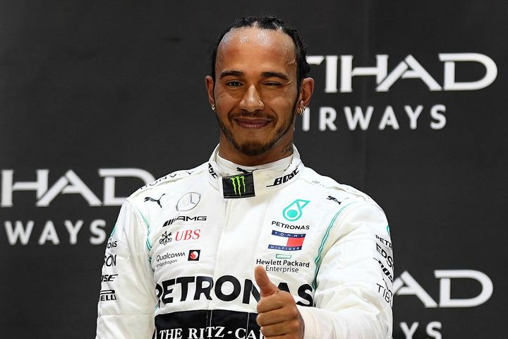 F1の絶対王者ハミルトンがピアノの腕前をインスタグラムで披露した。(C)Getty Images