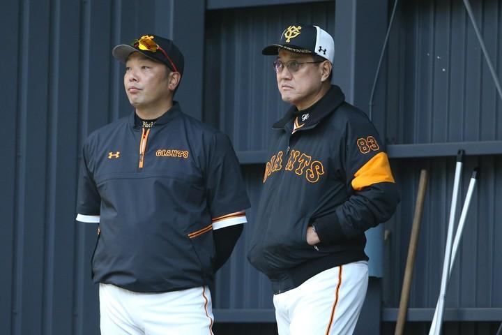 岩本氏は巨人のリーグ連覇を予想。山口俊が抜けた穴は、その機を待っていた中堅選手が埋めてくれるのではないかという。写真:滝川敏之