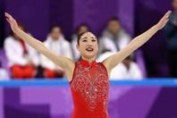 フィギュアスケートの長洲が、自身のSNSで人種差別について声を上げた。(C)Getty Images