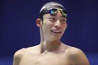 競泳界のベテラン入江陵介が、東京五輪延期を受け率直な想いを打ち明けた。(C)Getty Images
