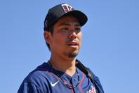 今シーズンからツインズへ移籍の前田健太が、自身のインスタグラムを更新。(C)Getty Images