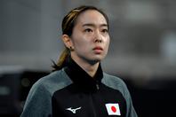 石川が延期となった東京五輪への出場が、改めて内定したことを報告した。(C)Getty Images