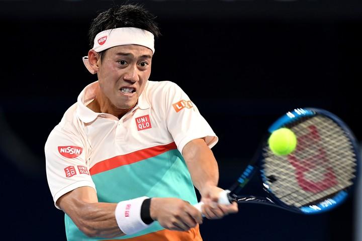 男子テニスの錦織圭がメッセージ動画とチャレンジ企画でファンへ笑顔をプレゼントした。(C)Getty Images
