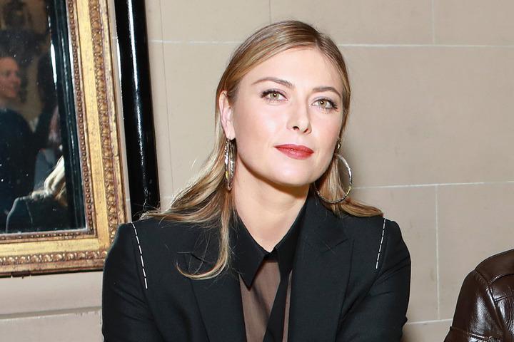 ツイッターやインスタグラムで携帯番号を公開したシャラポワさん。(C)Getty Images