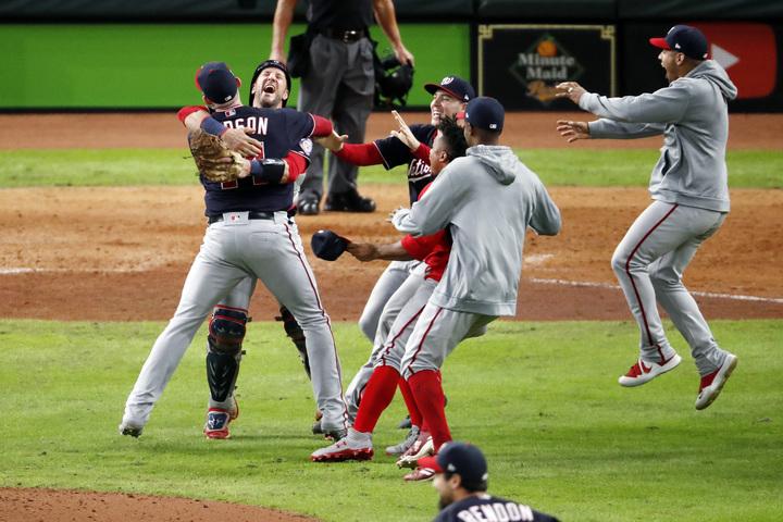 2ヵ月かけてワールドチャンピオンを決める「WBC方式」なら、例年とはまた違う盛り上がり方になりそうだ。(C)Getty Images