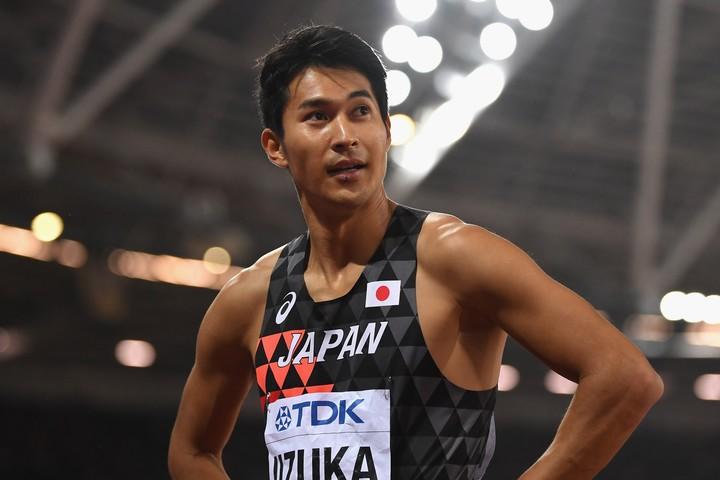 飯塚翔太が、インターハイ中止を受け、自身のYouTubeチャンネルから高校生へエールを送った。(C)Getty Images