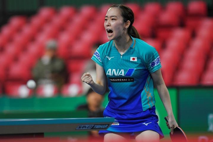 3大会連続の五輪メダル奪取に邁進する石川。(C)Getty Images