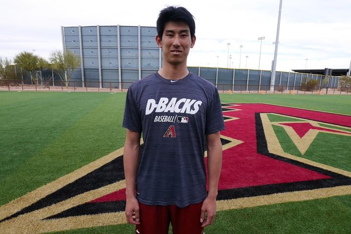 社会人から直接アメリカへ渡った吉川。渡米1年目の昨年は1A+で22試合に投げて防御率3.75という成績だった。(C)Getty Images