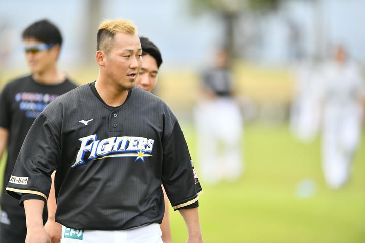 高校球児の夢である甲子園の中止を受け、中田翔がSNSに心境を綴った。写真:金子拓弥(THE DIGEST写真部)