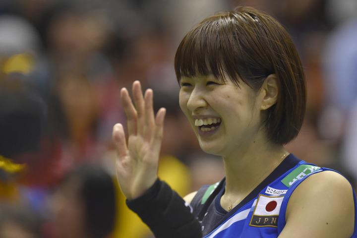 木村さんの思わぬ釣果(?)に満面の笑みを見せる姿が話題を呼んでいる。(C)Getty Images