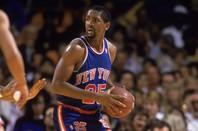 ニックスでのルーキーイヤーまで、カートライトのバスケ人生は順風満帆だった。しかし、起用法と故障癖が彼のキャリアを狂わせていく。(C)Getty Images