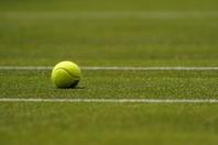 メンタルヘルスはテニスのパフォーマンスに大きく影響する。写真:茂木あきら(THE DIGEST写真部)