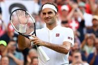 """テニス選手としては初の""""アスリート長者番付""""の首位に輝いた、フェデラー。(C)Getty Images"""