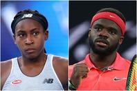 脈々と続き、今でも根強いアメリカの人種差別問題に対して、アメリカのガウフ(左)、ティアフォー(右)が声を上げた。(C)Getty Images