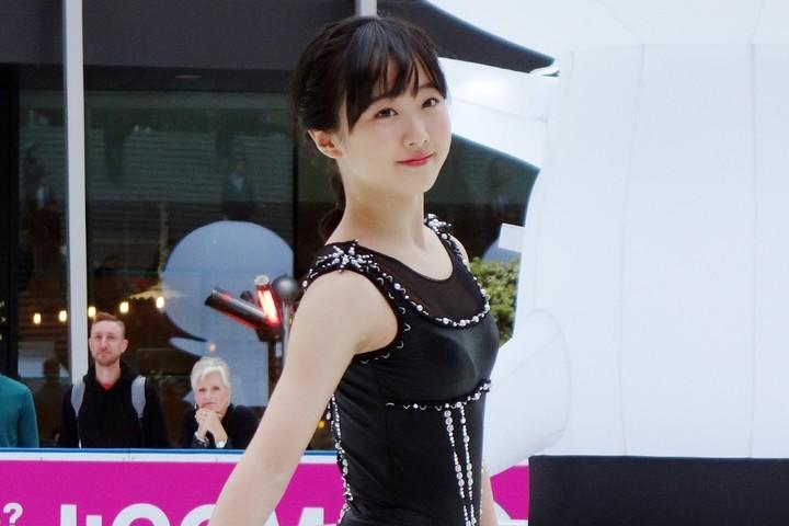 16歳の誕生日を迎えた本田は、「沢山の喜びが溢れてる年にしたいなぁ」と今シーズンの抱負を綴った。写真:産経新聞社