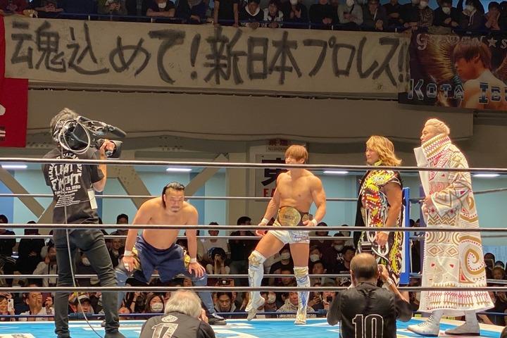 後楽園ホールは2月22日、全国では2月26日の沖縄大会が最後となっている新日本プロレスが、再開へ向け動きだした。