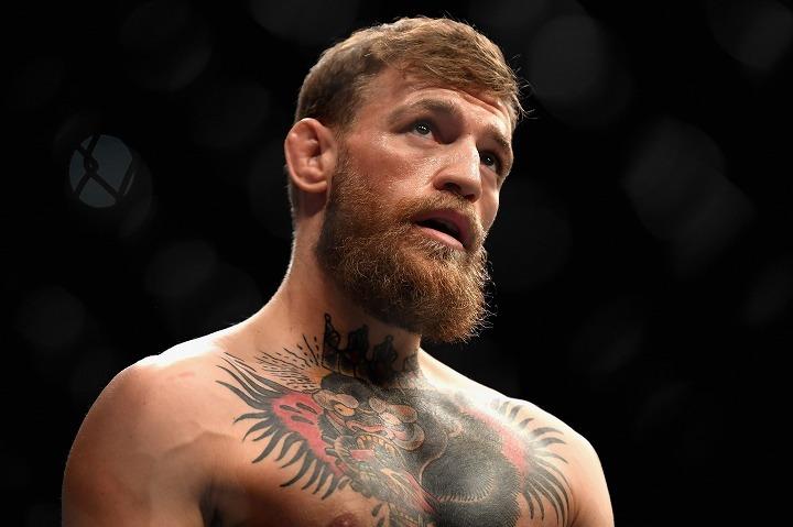 今年1月には復帰戦で秒殺KOを収め、完全復活を印象付けたマクレガー。それだけに3度目の引退は大きな騒動となっている。 (C) Getty Images