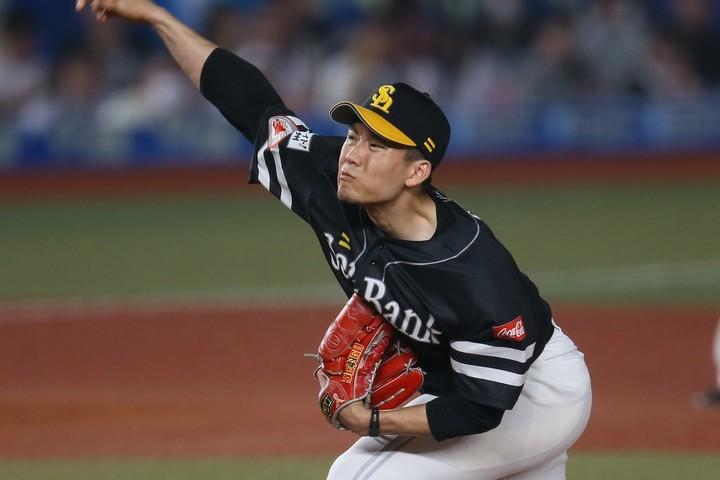 ソフトバンクはエース・千賀の早期復活に期待でき、投手力を含めた選手層が群を抜いている。写真:滝川敏之