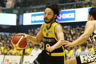 2020-21シーズン宇都宮ブレックスと契約を延長した田臥勇太。(C)B.LEAGUE