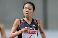 """女子単独マラソンの""""アジア記録""""を認定された、一山麻緒。(C)Getty Images"""