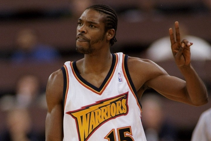 """バスケと出会ってわずか5年でNBAまで上り詰めたスプリーウェル。しかしその内には""""破壊的な性格""""を秘めていた。(C)Getty Images"""