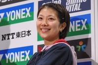 全日本選手権を5連覇し、2008年北京五輪でも活躍した潮田さん。(C)Getty Images