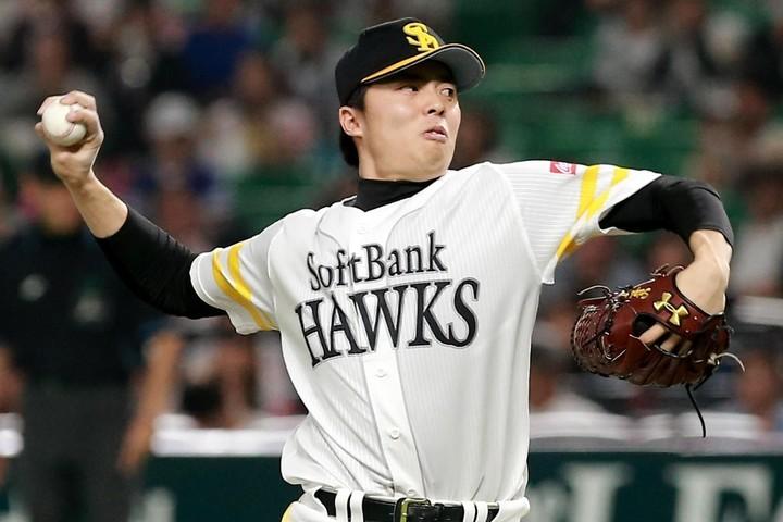 16年ドラフトでは一番人気だった田中だが、怪我にも悩まされ、いまだに勝ち星を挙げられていない。写真:産経新聞社