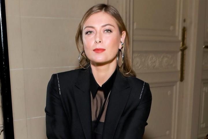 現在、33歳のシャラポワさん。モデル級の美貌とスタイルは引退後も相変わらずである。(C)Getty Images