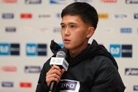 マラソン日本記録保持者の大迫傑が、次世代選手を育成するためのプロジェクトを発足させた。(C)Getty Images