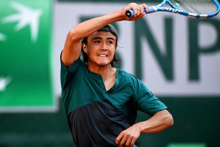 「別々に運営組織があれば、それぞれが自分に有利な動きをする」とダニエル太郎はテニス界の問題点を口にする。(C)Getty Images