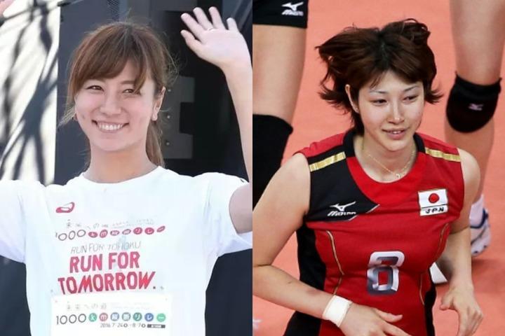 青木さんと狩野さんの2ショット写真に、フォロワーは「どちらも美人過ぎ」などとコメントを寄せた。写真:産経新聞社、Getty Images