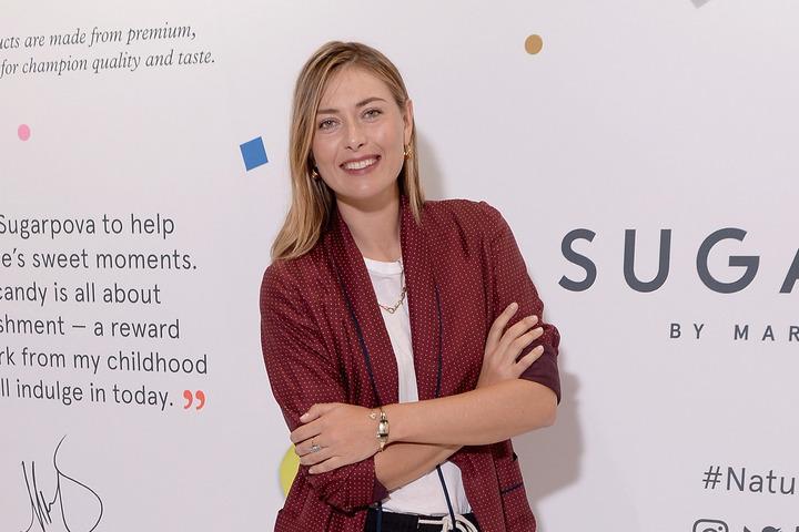 ここ最近、頻繁にSNSを更新してファンを楽しませているシャラポワさん。(C)GettyImages