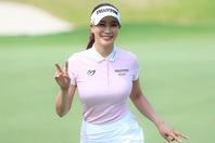 スコア「68」を叩き出し、今季最高のスタートを切ったユ・ヒョンジュ。どこまで上位に食い込めるか。写真提供:KANG MYUNG HO/ピッチコミュニケーションズ