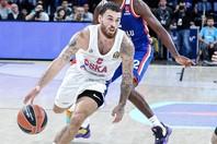 ヨーロッパでスター選手となったジェームズだが、NBAでは不運が重なりチャンスを掴み損ねた。(C)Getty Images