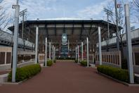 ウエスタン&サザン・オープン、全米オープンが3週間にわたり開催されるビリー・ジーン・キングナショナルテニスセンター。(C)GettyImages