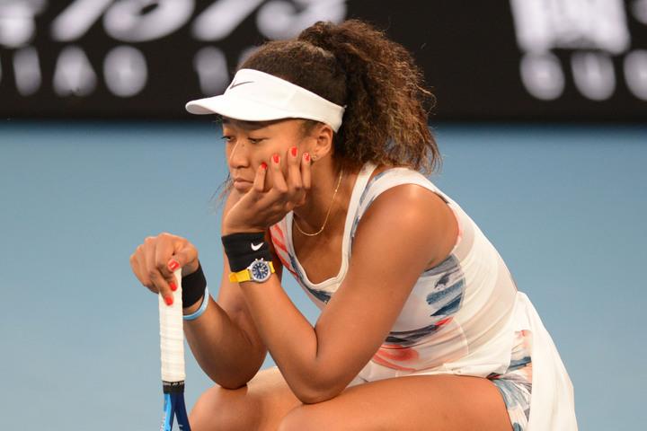 黒人差別に対してはテニス界のみならず、スポーツ界全体に大きな波紋が広がっている。(C)GettyImages