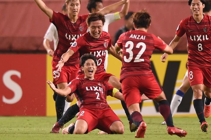 鹿島復帰後はACL初優勝に貢献。本人は決勝に出られなかったため、心残りはあったようだ。(C)Getty Images
