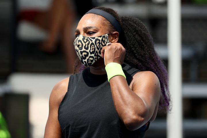 第3シードで出場するセレナ。女子テニスはランキング上位10選手のうち6名が欠場を発表している。(C)Getty Images