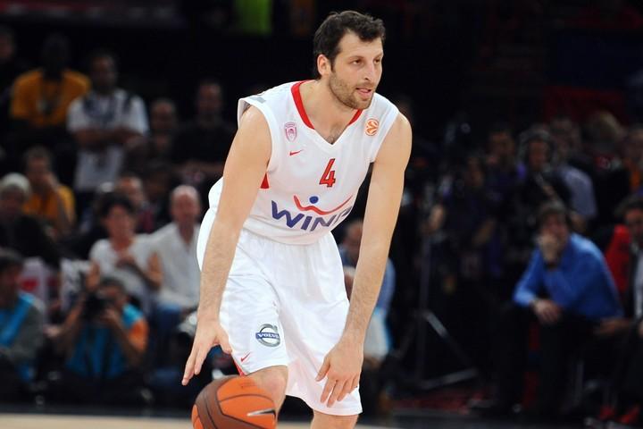 パパルーカスもまた、NBAでプレーしなかった欧州最高の<br /> 選手の1人だ。(C)Getty Images