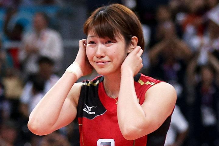 ロンドン五輪では銅メダル獲得に貢献した狩野さん。各界のアスリートが集まった女子会の様子を公開した。(C)Getty Images