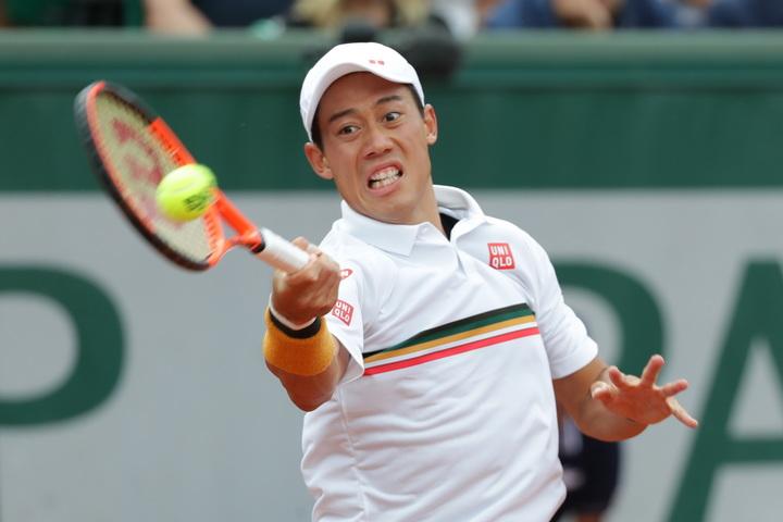 外国人選手のパワーと日々戦っているテニス選手たちは、回復の早さも重要。写真:THE DIGEST写真部