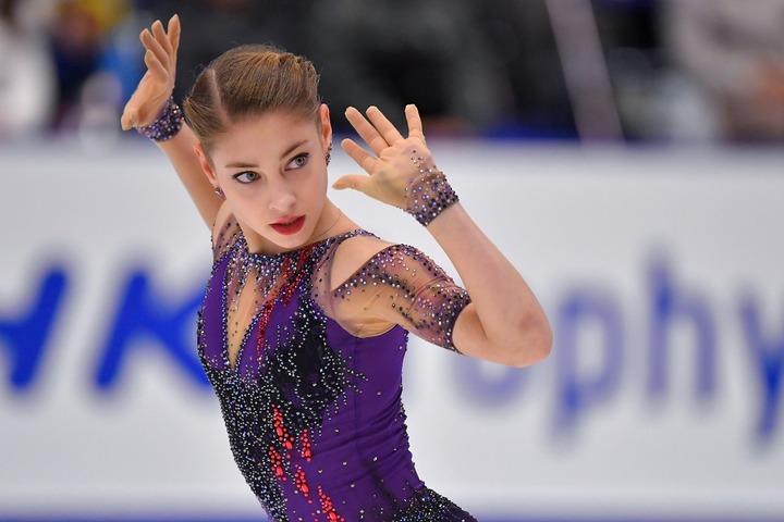 今季はどんな新プログラムでファンを楽しませてくれるのか。女王コストルナヤのパフォーマンスに注目だ。(C)Getty Images