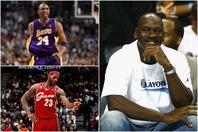 """指導者として3人と対戦経験のあるマローン氏は、「NBA史上最高の選手論」について""""ジョーダンが№1""""""""コビーが肉薄""""との見解を述べた。(C)Getty Images"""