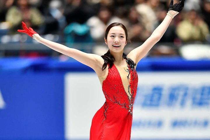 本田真凜らが出場する『フィギュアスケート Japan Open 2020 Challenge』の組み分けが発表された。写真:金子拓弥(THE DIGEST写真部)