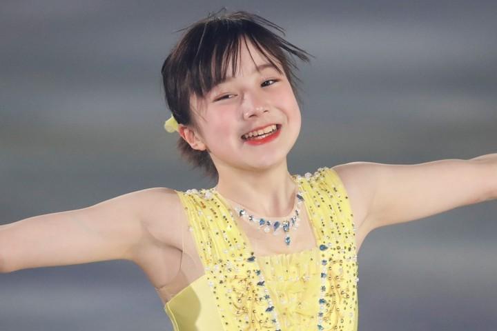 明るくキュートなインスタ配信でファンを楽しませる紗来。写真:森田直樹/アフロスポーツ