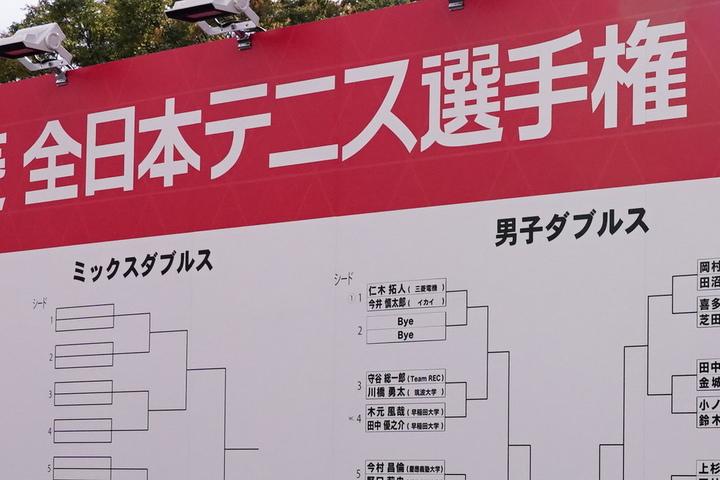 今年も何とか開催されることになった全日本選手権。写真:金子拓弥(THE DIGEST写真部)