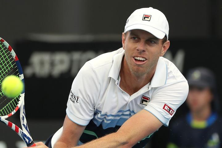 テニス界で新たな議論の的になっているクエリー。(C)Getty Images