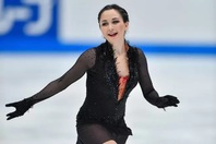 貫録の演技を見せたトゥクタミシェワ。写真は2015年時のもの。(C) Getty Images